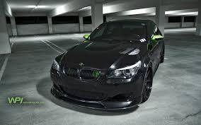 BMW E60 M5 Modded Wallpaper