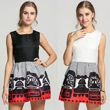 2017 Trendy WomenS Beach Long Clothing Sleeveless Women Dresses Gown Party Summer Flower Casual Ball Tank