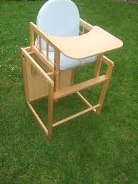 Baby Wooden High Chair Multi Function ,play Table Etc. | In Hullbridge,  Essex | Gumtree Nova Wood High Table Media Poseur Tables Furnify Wooden Baby Chair 3in1 With Tray And Bar Tea Buy Keekaroo Height Right Natural Online At Koodi Duo Abiie Beyond With Pink 3 In 1 Play Cushion Harness Mocka Original Highchair Highchairs Nz Adjustable In Infant Feeding Seat Toddler Us Gorgeous Wooden High Chairs Worthy Of Your Holiday Table For Babies Toddlers Mothercare Combo Ba14 Trowbridge