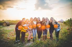 Pumpkin Patch Northwest Arkansas 2015 by Bentonville Senior Photography Lissa Chandler Photography