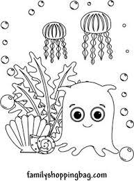 Coloring Page Finding Nemo Pages