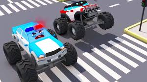 Bad Monster Truck Vs Police Car - Monster Trucks Video For Kids Cars ... Police Monster Truck Children Cartoons Videos For Kids Youtube Big Mcqueen Truck Monster Trucks For Children Kids Video Racing Game On The App Store Spiderman Vs Venom Taxi Hot Wheels Jam Grave Digger Shop Cars Jam 28 Images Trucks Coloring Learn Colors Learning Races Cartoon Educational Collection Games Blaze Toy Fire Crash Blaze Machines Track