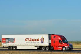 100 Cr England Truck CR Global Transportation Working Semi Trucks