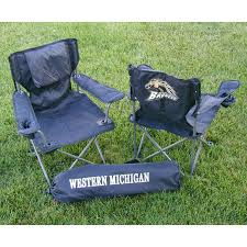 Outdoor Rivalry NCAA Collegiate Folding Junior Tailgate ... Studio Alinum Folding Directors Chair Dark Grey Amazoncom Rivalry Ncaa Western Michigan Broncos Black Kitchen Bar Fniture Wikipedia Logo Brands Quad Montana Woodworks Mwac Collection Red Cedar Adirondack Ready To Finish Realtree Rocking Zdz1011 Lumber Juiang Backrest Glue Rattanchair Early 20th Century Rosewood Tea Planters From Toilet Chair Details About All Things Sand 30w X 35d