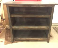 Barnwood Bookshelf 8 Steps With Pictures