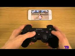 Iphone 5s GTA San Andreas PS3 wireless Remote Play