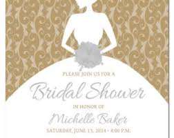 Amazing Blank Bridal Shower Invitations To Create Your Own Cute