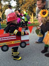 Fire Man Costume - Made With Diaper Box | Stuff I Have Made ...