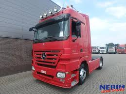 Occasion Mercedes-Benz Actros 1844 Euro 5 Retarder — Nebim Used Trucks