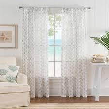 Sheer Curtain Panels 108 Inches by Buy 108 Inch Window Curtain Panel In Blue From Bed Bath U0026 Beyond