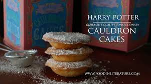 Pumpkin Pasties Recipe Feast Of Fiction by Harry Potter Qizilbash U0027s Cauldron Cakes Food In Literature Youtube