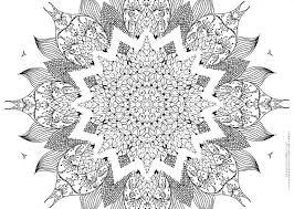 Free Mandala Coloring Pages Advanced PagesJlongok