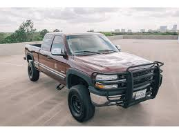 2000 Chevrolet Silverado 1500 Crew Cab By Owner Houston, TX 77060