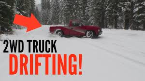DRIFTING A 2WD TRUCK IN SNOW!! - YouTube 4wd Vs 2wd In The Snow With Toyota 4runner Youtube Tacoma 2018 New Ford F150 Xlt Supercrew 65 Box Truck Crew Cab Nissan Pathfinder On 2wd 4wd Its Not Too Early To Be Thking About Snow Chains Adventure Chevy Owning The 2010 Used Access V6 Automatic Prerunner At Mash 2015 Proves Its Worth While Winter Offroading Driving Fothunderbirdnet 2002 Ranger Green 2 Wheel Drive Bed Xl Supercab Extended Truck Series Supercab Landers Serving
