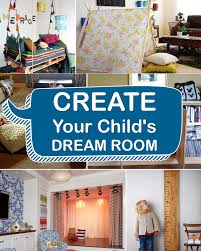 10 Cool DIY Ideas For Childs Dream Room