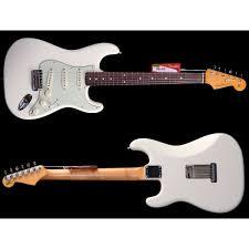 Fender Stratocaster John Mayer Signature Olympic White
