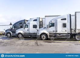 100 Semi Truck Trailers Profiles Of Big Rigs S With Stand On