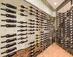 100 Wine Rack Hours Toronto Cable Systems Luxury Display Cellar Creations