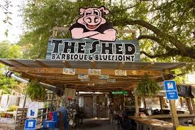 restaurant review the shed bbq ocean springs ms the best bbq