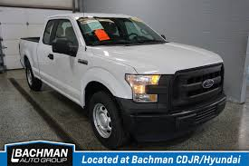 100 Ford Truck 2015 PreOwned F150 XL Extended Cab Pickup In Louisville