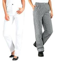 pantalon cuisine femme pantalon cuisine femme pantalon cuisine femme blanc