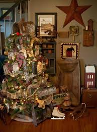 Primitive Decorating Ideas For Outside by 25 Unique Ladder Christmas Tree Ideas On Pinterest Diy