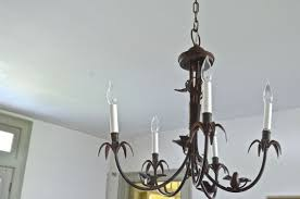 Step By Instructions For Rewiring A Thrifted Chandelier