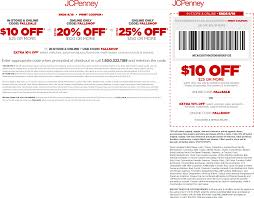 JCPenney Coupons - $10 Off $25 & More At JCPenney, Or Online ...