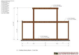 12x12 Shed Plans With Loft by 12x12 Shed Plans With Material List 82386 Shedplanzgoodwork