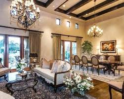 Living And Dining Room Combo Entrancing Design Ideas W H P Rectangular