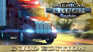 100 Trucking Games For Pc American Truck Simulator Gold Linux Mac Windows Steam Game Fanatical