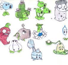 Plants Vs Zombies 2 Dibujos Para Colorear Dibujos Para Colorear