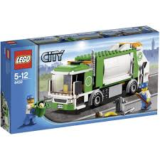LEGO® City 4432 Garbage Truck From Conrad.com