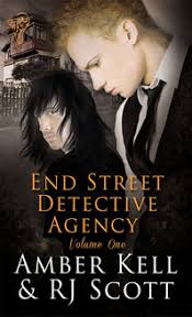 End Street Detective Agency Vol 1