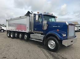 WESTERN STAR Dump Trucks For Sale