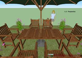 Free Plans For Wooden Lawn Chairs by Home Garden Plans Gt100 Garden Teak Tables Woodworking Plans