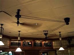 Belt Driven Ceiling Fan Diy by 20 Best Pulley Ceiling Fans Images On Pinterest Pulley Belt