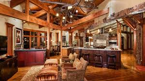 100 Dream Houses Inside Colorado Homes 135M Aspen Home Teeming With Wood And Stone