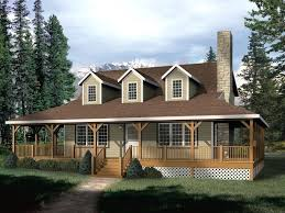 Rustic Modern House Plans One Story Craftsman Plush Design Ideas With