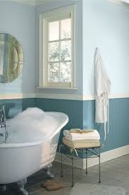 Adorable Painting Ideas For A Small Bathroom With Cool Two Tone Blue ... The 12 Best Bathroom Paint Colors Our Editors Swear By Light Blue Buildmuscle Home Trending Gray For Lights Color 23 Top Designers Ideal Wall Hues Full Size Of Ideas For Schemes Elle Decor Tim W Blog 20 Relaxing Shutterfly Design Modern Tiles Lovely Astonishing Small