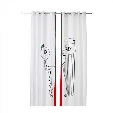 ikea curtains with eyelets decorate the house with beautiful
