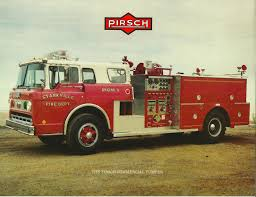 The Pirsch Commercial Pumper - Vintage - Fire Truck - Sales Brochure ... Old Fire Trucks For Sale Chicagoaafirecom Hahn Fire Apparatus Engine 749 Vintage Truck Sales Fileold Kenworth Truck At Georgetown Powerplant Museum 01jpg 1931 Gramm Howe Antique Dodge Ram Commercial Toronto Missauga Brampton Pierce Manufacturing Custom Trucks Innovations Ahrensfox Company Wikipedia What Will 6 Dations Buy How About A Friendswood Deep South 1960 Seagrave Pumper Firetrucks Recent Deliveries Harrob