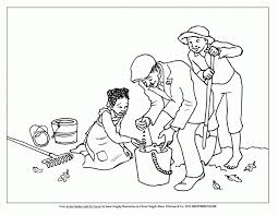 George Washington Carver Coloring Page Lovely 73 For Pictures