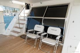 2004 Used Johnson Skylounge Motor Yacht For Sale - $875,000 - Marina ... How To Add More Seats Your Fishing Boat Sport Magazine Cheap Yachts For Sale 10 Used Motoryachts Under 150k 15 Top Ptoon Deck Boats For 2018 Powerboatingcom 21 Best Beach Chairs 2019 Making New Marine Vinyl 6 Steps With Pictures Shoxs 5605 Compact Jockeystyle Boat Suspension Seat Swing Back Leaning Post Seawork Shockwave Princecraft Gateway Power Sports 7052954283new Or Secohand Buyers Guide Four Of The Best Used British Yachts