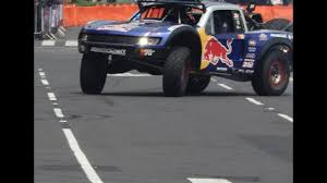 100 Redbull Truck Trophy Baja 1000 Infiniti Red Bull Racing Showrun YouTube