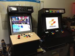 diy arcade cabinet kits more cabinet 7