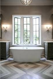 bathroom design gray bathroom with marble flooring bathroom cr