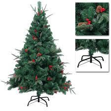 6ft Artificial Christmas Tree Unlit Slim Alberta Spruce Wondershop Amazon Tesco