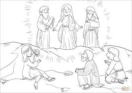 Jesus Coloring Pages To View Printable Version Or Color It Online Compatible With IPad And Android Tablets