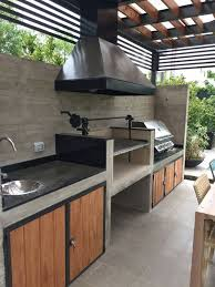 Garden Kitchen Ideas Planning An Outdoor Kitchen In 2019 Patio Productions